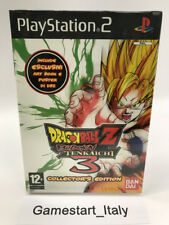 DRAGONBALL Z BUDOKAI TENKAICHI 3 COLLECTOR'S EDITION - SONY PS2 - NEW PAL ITA