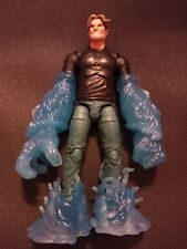 Marvel Legends Hydro Man 6 In Molten Man Wave Spider-Man Loose Complete no BAF