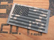 "SNAKE PATCH "" USA "" ACU DIGITAL  50 STARS STRIPES US ARMY NAVY AIR FORCE BV"