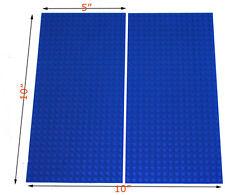 """4 Generic 32x16 Baseplates or 10""""x5"""" base plates + 1 lego brick"""