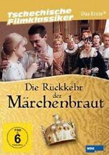 JANA BREJCHOVA/VLADIMIR DLOUTHY/+ - DIE RÜCKKEHR DER MÄRCHENBRAUT  4 DVD  NEU
