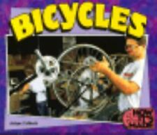 Bicycles (How It's Made)-ExLibrary