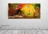 Großes Acryl Gemälde XXL Modern CHP 889 Handgemalt Bild Kunst Abstrakt 200x100cm