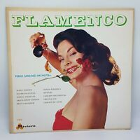 Pedro Sanchez Orch. (inst. Lp) FLAMENCO Riviera R-0048 VG+