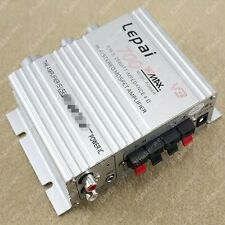 12v 700w MINI HI-FI Stereo Amplificatore Amp mp3 IPOD MOTO e AUTO