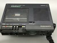 Marantz PMD-201 Portable Cassette Player Untested - As Is - F35