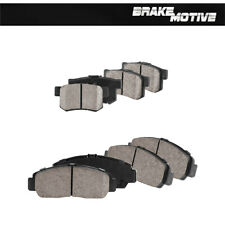 Front And Rear Ceramic Brake Pads For  2004 - 2008 Acura TL