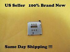 "iPhone 6s Plus 5.5"" Nano SIM Card Reader Slot Socket Holder Connector Tray US"