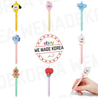 BT21 Baby Character Gel Pen Ball Point Pen 7types Official K-POP Authentic Goods