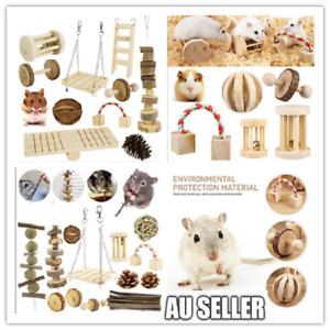 5pcs/10pcs Natural Wooden Chew Pets Toy for Pine,Hamster,Guinea Pig,Rabbit,Bird