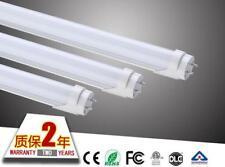 25 x T8 4ft 18W 120cm LED Fluorescent Milky Tube Light 1.2m Bar Pure White