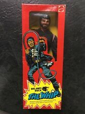 1975 Big Jim Wolf Pack Action Figure The Whip MISB Factory Sealed