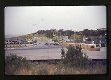 1973 Formula 5000 F5000 Race Scene - Vintage 35mm Slide