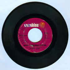 Philippines RICO J. PUNO Merry Christmas Darling OPM 45 rpm Record