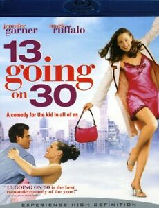 13 Going on 30 [New Blu-ray] Ac-3/Dolby Digital, Dolby, Dubbed, Subtitled, Wid