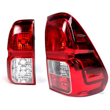 2015 2016 2017 Toyota Hilux Revo Truck Pickup Rear RH & LH Tail Light