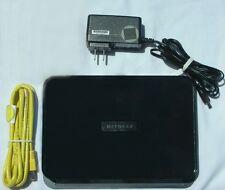 Netgear WNDR3800 N600 Dual Band Gigabit Switch Wireless-N+ Router 2.4GHZ 5.0GHZ