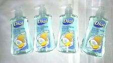 Dial Coconut Water & Mango Hydrating Hand Soap 7.5 Oz (Pack of 4)