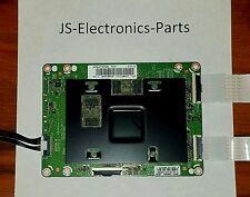 NEW Samsung UN75JU7100FXZA Sub-Con Board BN94-08843B with LVDS & 2 Ribbon Cables