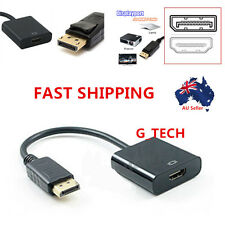 New Displayport Display Port DP Male to HDMI Female Adapter Converter Cable 23cm