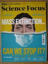 BBC Science Focus magazine August 2019 Mass Extinction Alien Life Surveillance