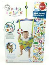 Baby Einstein Door Sea and Discover Door Jumper Activity Learning Center