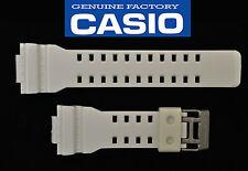 CASIO WATCH BAND  G-shock GA-100A  G-8900A GR-8900A GW-8900A SHINY WHITE STRAP