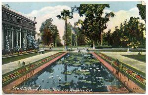 CP USA  los angeles lilly pond lincoln park   ( 5)