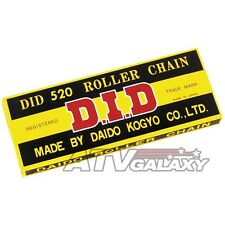 DID Standard Series Chain 520 130 Link 125-650cc