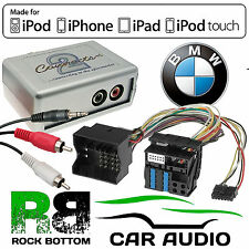 CTVBMX003 BMW X5 2000 On E53 Car Aux In Input MP3 iPhone iPod Interface Adaptor