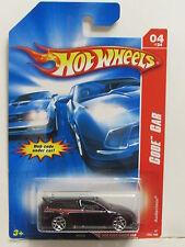 HOT WHEELS 2007 CODE CAR AUDACIOUS BLACK