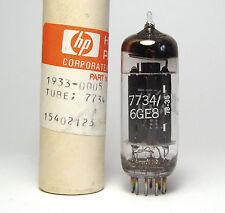 Hewlett Packard 1933-0005/15402123 TUBO 7734, NOS in scatola originale