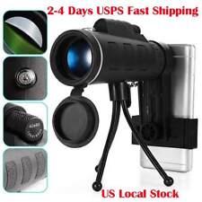 HAWK EYE V2 SCOPE  Monocular Telescope HD Vision Zoom Scope for Mobile Phone US