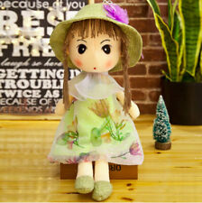 Green Baby Stuffed Doll Lovely Baby Cartoon Plush Soft Doll Gift For Baby 40cm