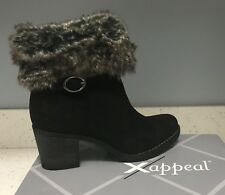 XAppeal Fur Boots Size 8