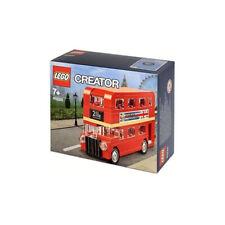 Lego Creator 40220 London Bus Factory Sealed Box 118 Pcs Set 2016