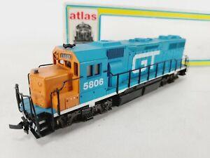 Atlas 7063 GT Grand T Western GP38 Diesel Engine #5806 HO