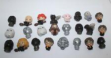 Ooshies Mini Figures Bulk Lot Harry Potter 24 In Total