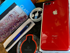 iPhone 8 Plus (64gb) Lost # Shown (A1897) Product(RED) LCD Damage {FMI-ON}91%