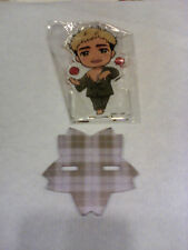 Yuri on Ice Christophe Giacometti acrylic stand mini mascotte plexiglass