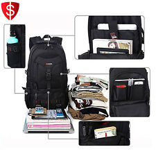 Laptop Computer Backpack Bag Notebook School Travel Case PC MAC Netbook 17