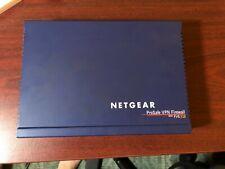 Netgear ProSafe VPN Firewall FVS318