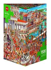 Heye Puzzles - Triangular Jigsaw Puzzle , Ancient Rome, Prades HY29791