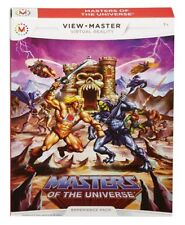 BRAND NEW View-Master Masters Of The Universe He-Man Virtual Smart Phone App VR