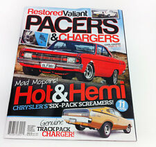 RESTORED VALIANT PACERS & CHARGERS -  MOPAR DODGE CHRYSLER MAGAZINE