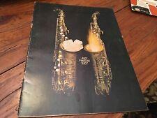 1967 Jazz Festival Program Miles Davis Dizzy Gillespie Jimmy Smith,etc.