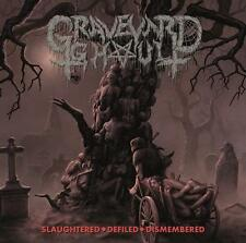 Graveyard Ghoul-CD-slaughtered-defiled - Dismembered
