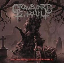GRAVEYARD GHOUL - CD - Slaughtered - Defiled - Dismembered