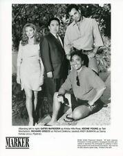GATES MCFADDEN KEONE YOUNG RICHARD GRIECO MARKER CAST ORIGINAL 1994 UPN TV PHOTO