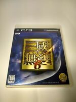 Shin Sangokumusou 6 PS3 game PlayStation 3 Koei  (pre-owned)